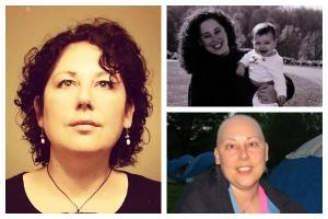 Our breast cancer survivor role model for October, Allison Kelly.